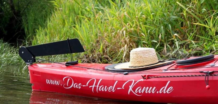 das Kanu-Erlebnis auf der unteren Havel...